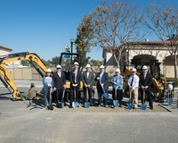 Fullerton College Celebrates Breaking Ground on New Instructional Building