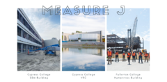 Measure J Construction Powers Through